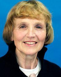 Christa Weiß, SPD-Gemeinderatsvorsitzende